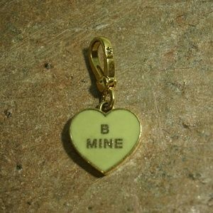 Juicy Couture B Mine Charm